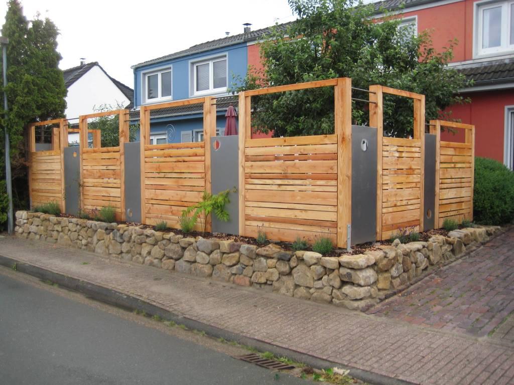 Holz Metallarbeiten In Westerstede Garten Landschaftsbau